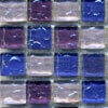 ZC 06 Bars Crystal Mosaic