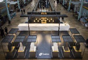 Inalco представляет новые керамические плиты