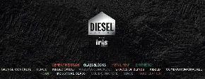Совместный проект Iris Ceramica и Diesel Living
