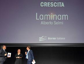 Ламинам первый в «Lequotabili 2019» от Pambianco