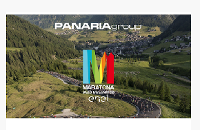 Cotto d'Este и Panariagroup участвуют в Maratona Dles Dolomites - Enel 2019