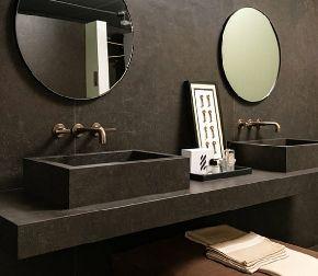 Керамогранитная облицовка для мебели