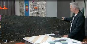 Laminam на канадском ТВ