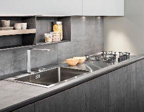 Laminam на кухне от Zampieri Cucine