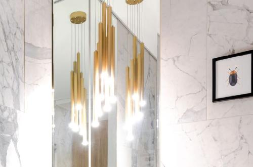 Проект Italon: ванная в Петербурге