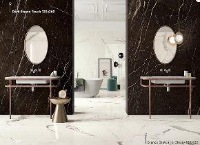 Kerlite Vanity - новинка Luxury marble