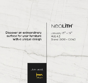 Neolith® на IMM Cologne 2020