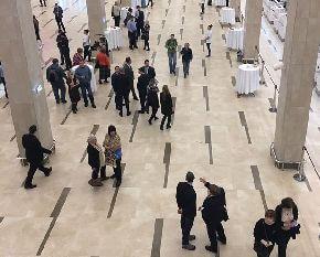 Керамогранит ITALON в интерьерах аэропорта Красноярска