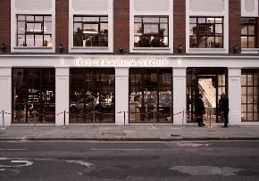 Открытие выставочного зала Iris Ceramica Group в Лондоне