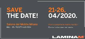 Laminam на Salone Del Mobile Milano
