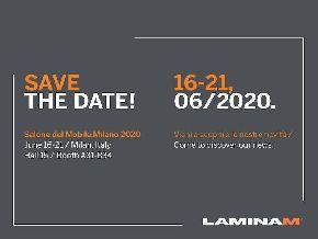 Новая дата Laminam на Salone Del Mobile.Milano