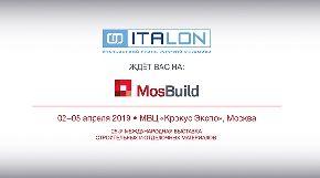 Italon на выставке MosBuild 2019