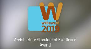 Сайт Cotto d'Este награжден на WebAward 2019